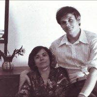 Такое оно, счастье... 10-я годовщина со дня свадьбы. 1979 г. :: Нина Корешкова