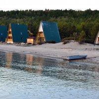 Гостевые домики на берегу :: Ольга