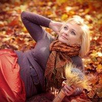осень :: Мила Гусева