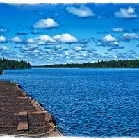 Озеро :: Alexander Dementev