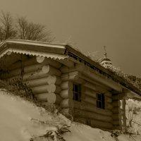 Купальня :: Александр Артюхов