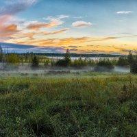 Спокойный закат :: Алексей Видов