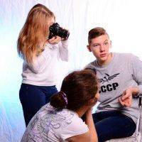 Профессия :: Анастасия Сизова