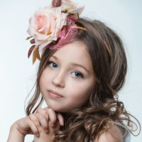 Детский студийный портрет (ред.) :: Я Сурико