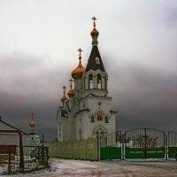 Храм Николая Чудотворца в с.Бокино, Тамбовщина. :: Александр Тулупов