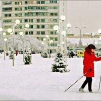 Прогулка с фонарями... :: Кай-8 (Ярослав) Забелин