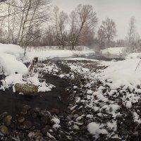 Туда, где на снегоходе только 7 :: Сергей Жуков
