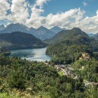 Баварские Альпы :: Сергей Цветков