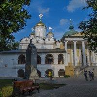 В Спасо-Преображенском монастыре :: Сергей Цветков