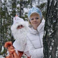 Осталось до Нового года 40 дней 10 часов 30 секунд... :: Дмитрий Петренко