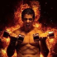Fire Gym :: Виталий Устинов