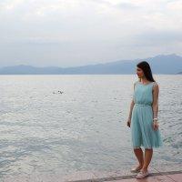 Воздух озера Гарда :: Татьяна Стаканова
