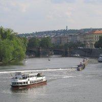 Прага...Влтава :: Наталья
