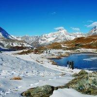 зима не за горами :: Elena Wymann