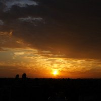 Закат на Кипре :: kolyeretka