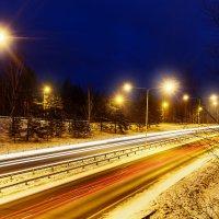 Огни дорог :: Евгения К