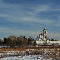 Монастырь Животворящего Креста Господня :: Александр Лукин