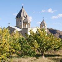 Церковь Св. Трдата - Армения, Вайоц Дзор :: Susanna Sarkisian