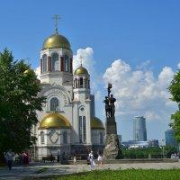 Храм-на-Крови. :: Наталья