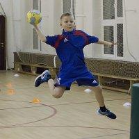 Страсти детского гандбола :: OKCAHA Валова
