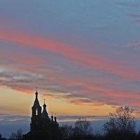 Осенние  восходы ! :: Виталий Селиванов