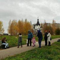 На прогулке ... :: Святец Вячеслав