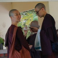 Малайзия. Буддийские монашки :: Gal` ka