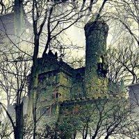 Тайны старого замка :: Nina Yudicheva