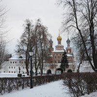 Покровская церковь.(1683-1688) :: Oleg4618 Шутченко