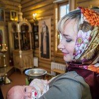Перед Крещением :: Олег Лунин