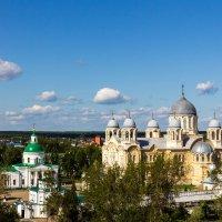 Свято-Николаевский мужской монастырь. Верхотурье. :: Павел