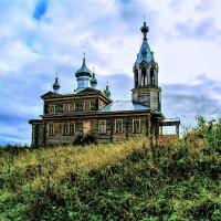 Чердынь ,церковь Ильи Пророка (Бигичи) :: petyxov петухов