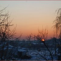 Еще закат... :: Владимир Михайлович Дадочкин