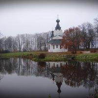 В монастыре.. :: Антонина Гугаева