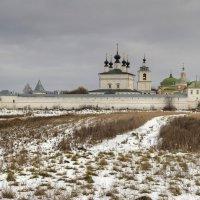 Троицкий Белопесоцкий монастырь :: Константин