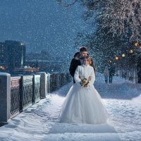 снегопад :: Тимофей Богданов