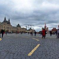 Московские осенние  прогулки. :: Лара ***