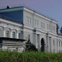 Завод на берегу Невы-1 :: Фотогруппа Весна.