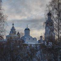 Осенний день :: Сергей Цветков
