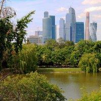 Москва Сити :: Инна Щелокова