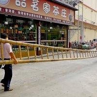 Лестница в небо, Китай :: Евгений Васин