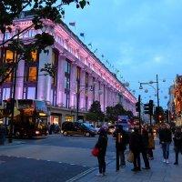 оксфорд стрит , лондон :: ALEX KHAZAN
