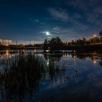 Ночь :: Владимир Безбородов