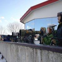 Нелегкая жизнь фотографа - минус 15 холода + 8 часов работы :: Tatiana Belyatskaya