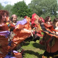 Цыганский танец :: Татьяна