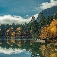 Осень в Теберде :: Аnatoly Gaponenko