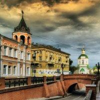 У Горбатого моста в Воронеже :: Ирина Falcone