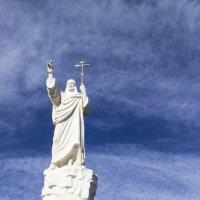 Скульптурный образ Христа Воскресшего :: Герасим Харин