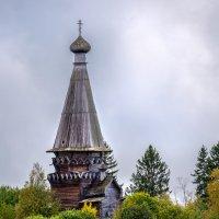 Церковь Рождества Пресвятой Богородицы в Гимреке. :: Фёдор. Лашков