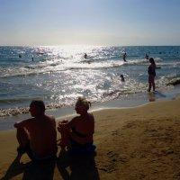 На закате теплого дня... :: Sergey Gordoff